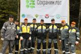 Сотрудники «Удмуртнефти» приняли участие во Всероссийской акции «Сохраним лес»